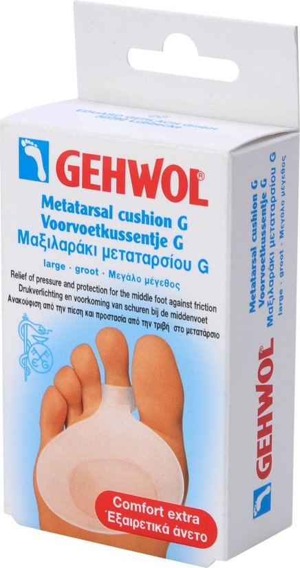 Gehwol Metatarsal Cushion G Small