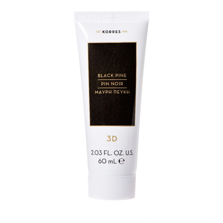 Korres Black Pine Neck & Decollete Sculpting and Firming Gel 60ml