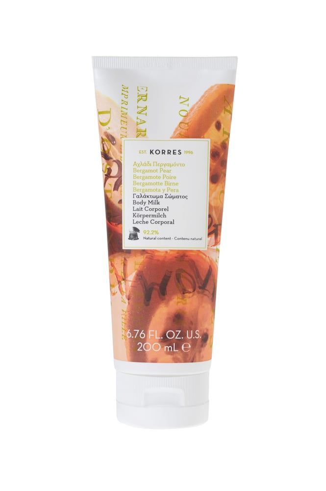 Korres Body Milk Bergamot Pear 200ml