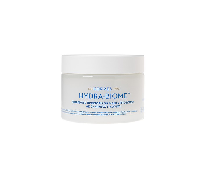 Korres Hydra - Biome Yogurt Face Mask 100ml
