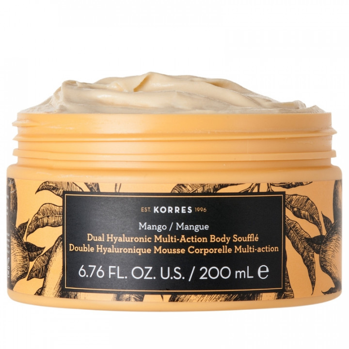 Korres Mango Body Souffle 200ml