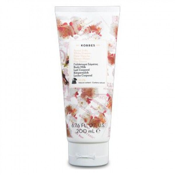 KORRES WHITE BLOSSOM Body Milk 200ML