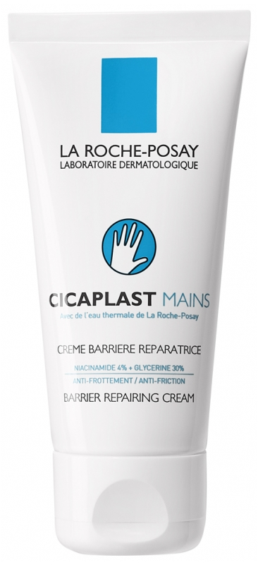 La Roche Posay Cicaplast Barrier Repairing Hands Cream 50ml
