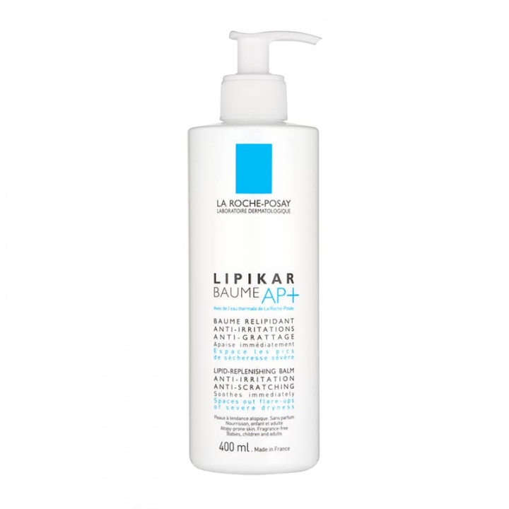 La Roche Posay LIPIKAR BAUME AP(+) Intense Repair Moisturizing Cream 400ML