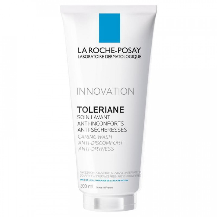 La Roche Posay TOLERIANE HYDRATING GENTLE FACIAL CLEANSER 200ml