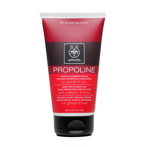 Propoline Mask For Colored Hair Color with Honey 150ml