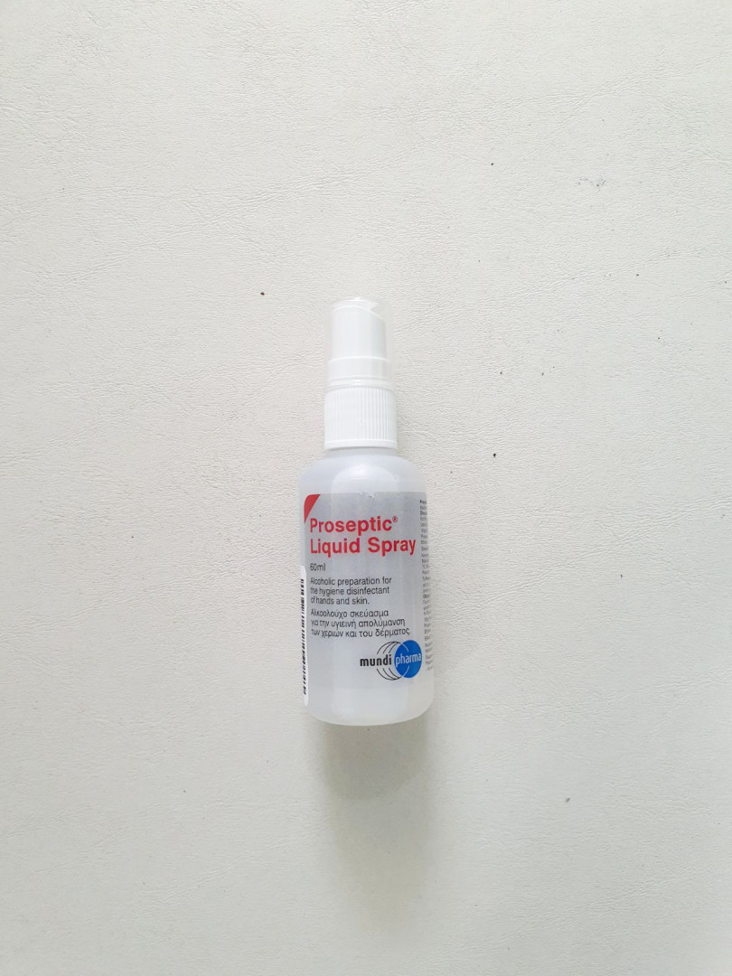Proseptic Liquid Spray 60ml