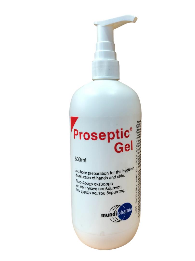 Proseptic Gel 500ml
