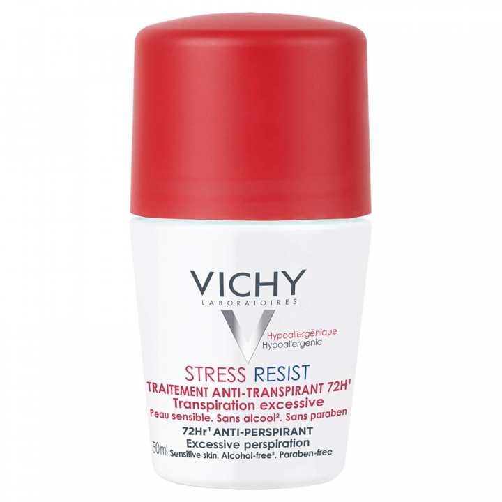 Vichy Deodorant Stress Resist 72h 30ml