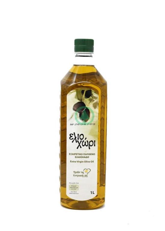 ELIOHORI EXTRA VIRGIN OLIVE OIL 1L