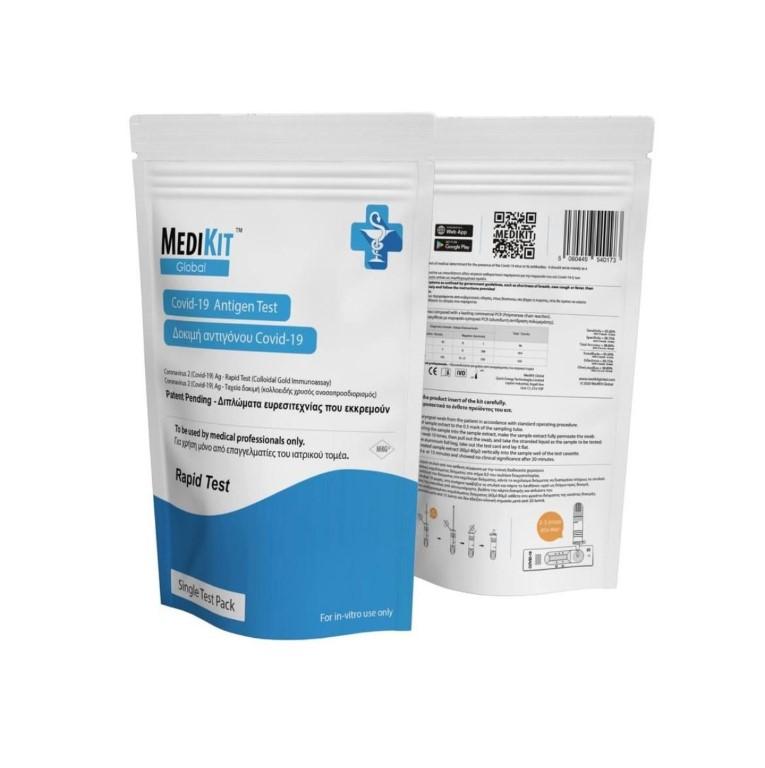 MediKit COVID-19 Antigen Rapid Test