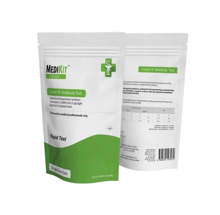 MediKit COVID-19 Antibody Test