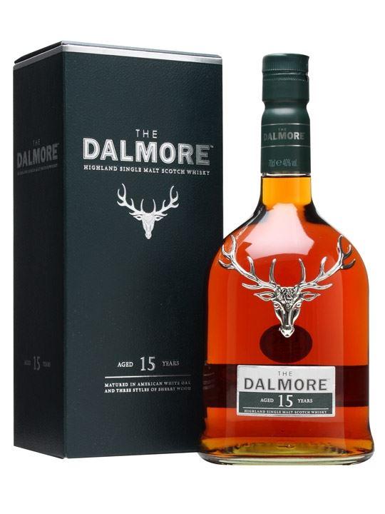 DALMORE 15 Y.O SINGLE MALT WHISKY 1 LTR