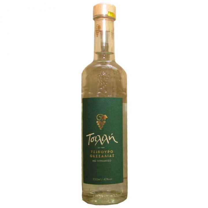 TSILILI WITH ANISE TSIPOURO 70CL
