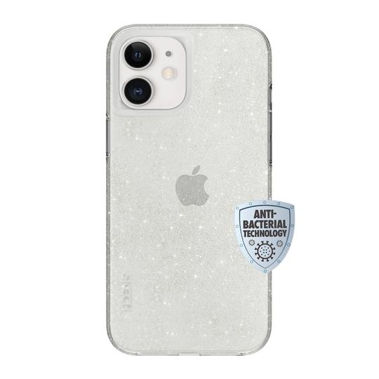 Skech Snow Sparkle For iPhone 12 Mini - Snow Sparkle