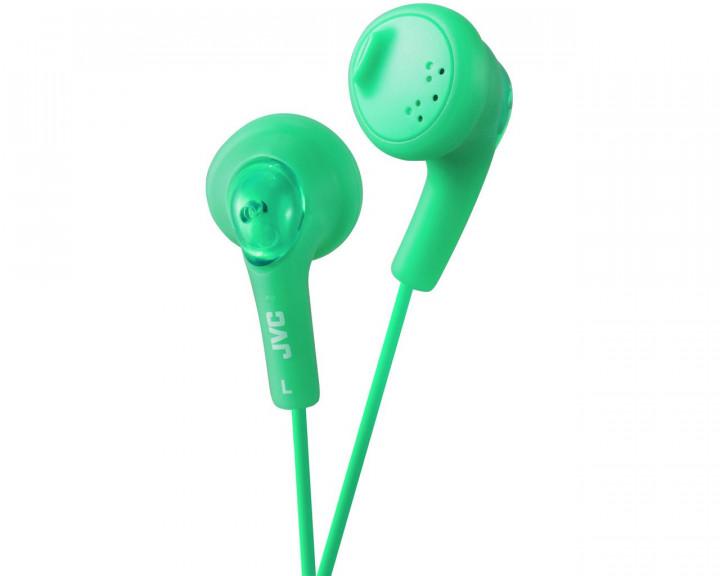INNER EAR HEADPHONES / GREEN 13,5MM
