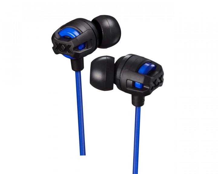 INNER EAR HEADPHONES / BLUE 8,5MM