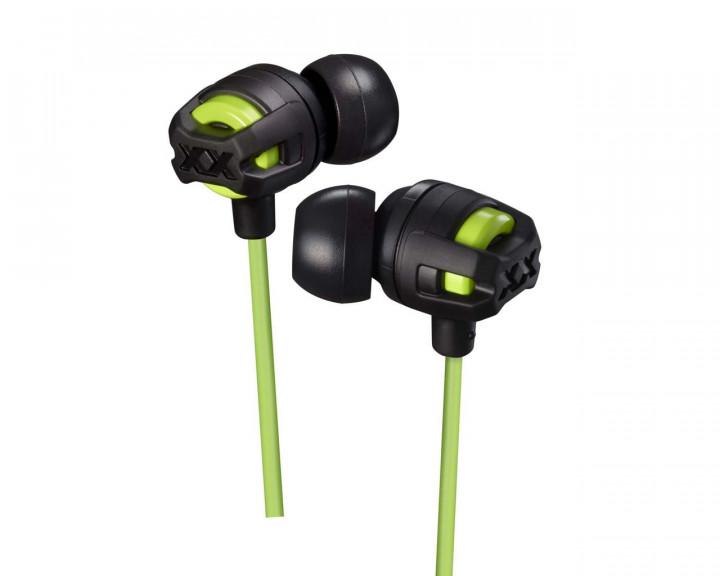 INNER EAR HEADPHONES / GREEN 8,5MM