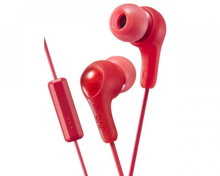 INNER EAR HEADPHONES / RED 9,0MM