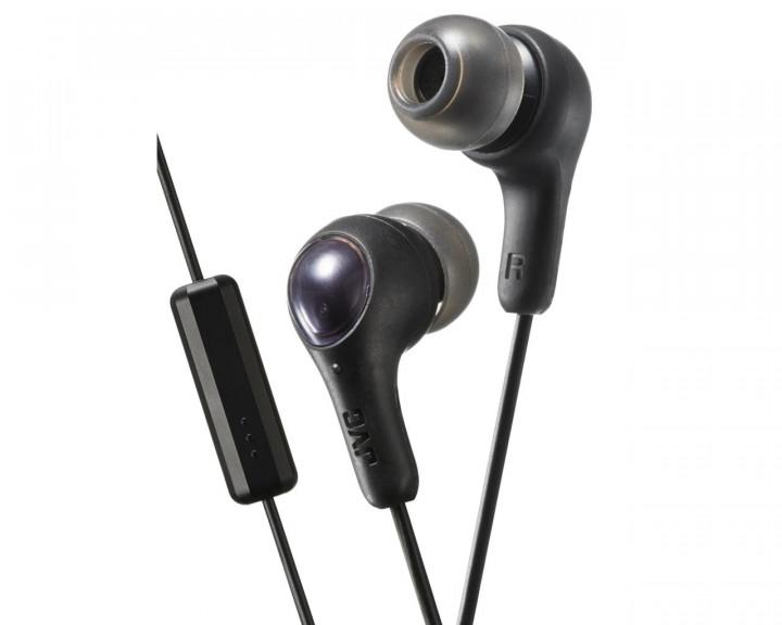 INNER EAR HEADPHONES / BLACK 9,0MM