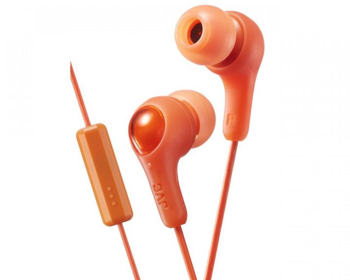 INNER EAR HEADPHONES / ORANGE 9,0MM