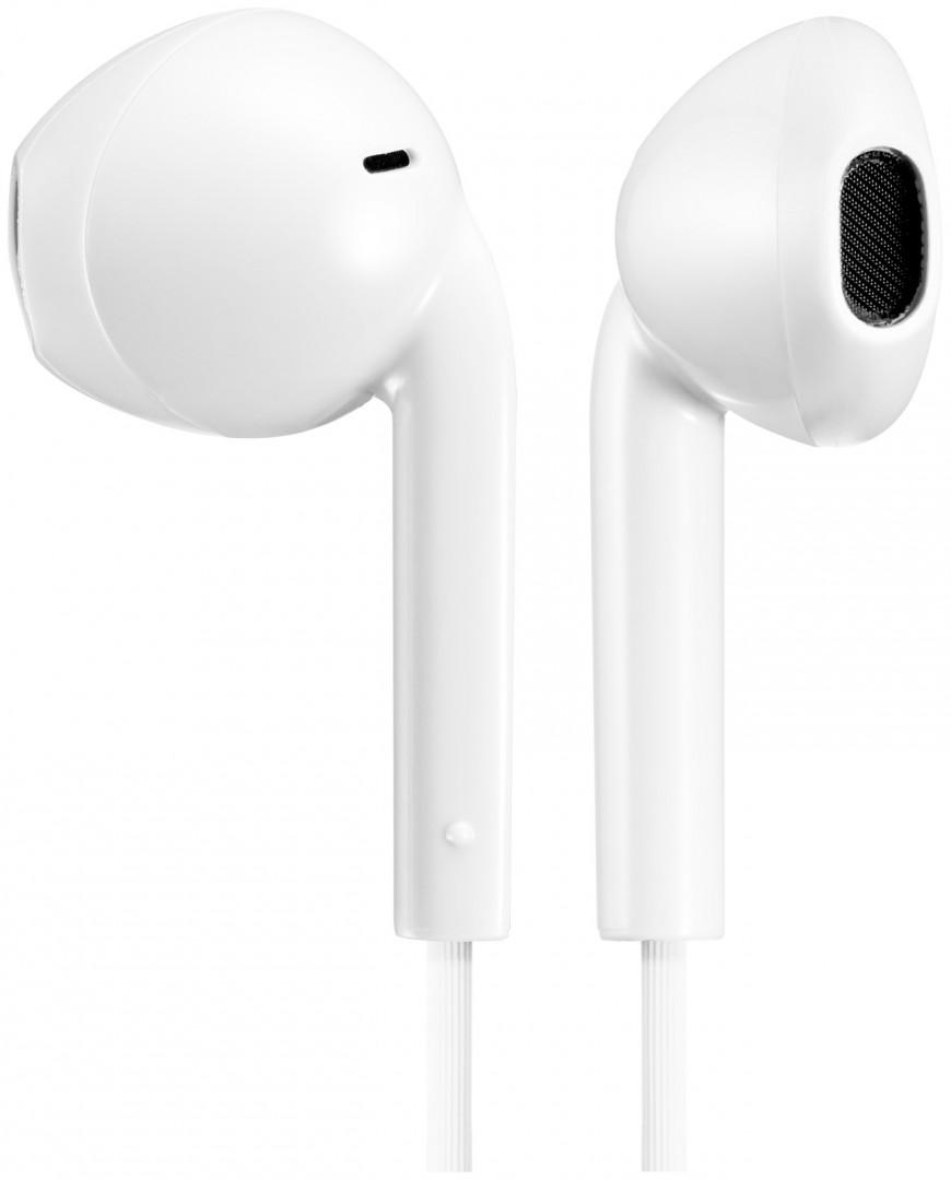 INNER EAR HEADPHONES / WHITE 13,5MM