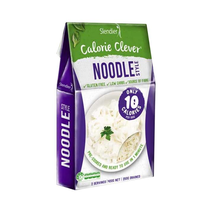 Slendier - Calorie clever noodle style