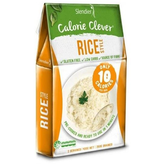 Slendier - Calorie clever rice style
