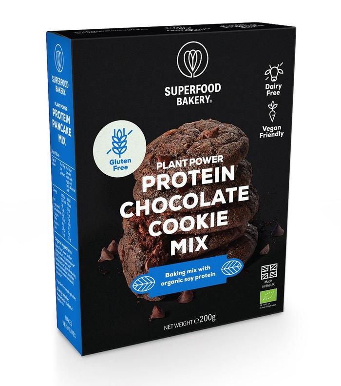 Superfood Bakery - Plant power protein chocolate cookie mix