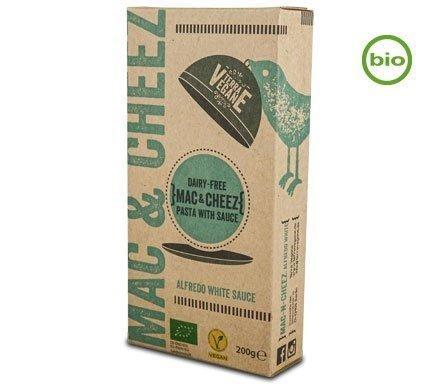 Terra Vegane - Dairy-free mac-alfredo pasta & sauce