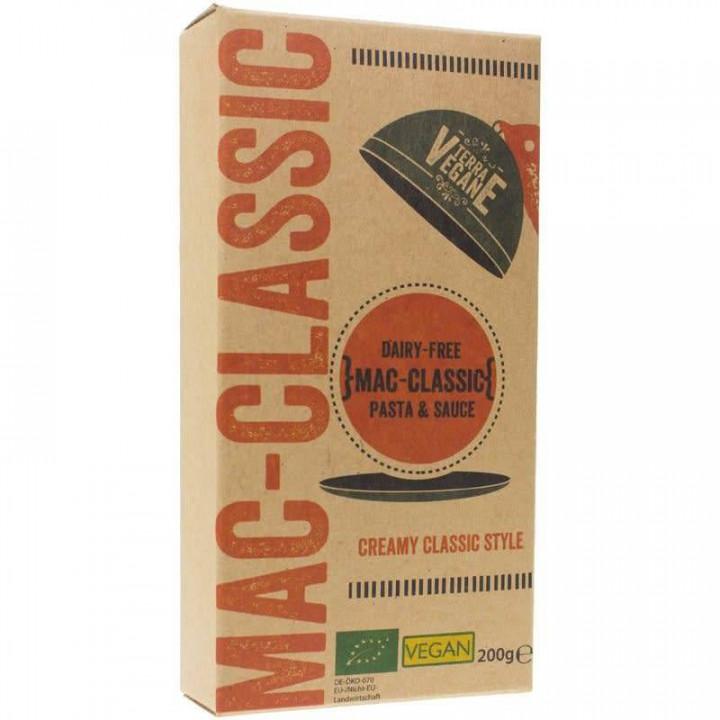 Terra Vegane - Dairy-free mac classic pasta & sauce