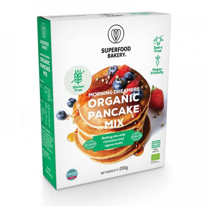 Superfood Bakery - Morning dreamers organic pancake mix