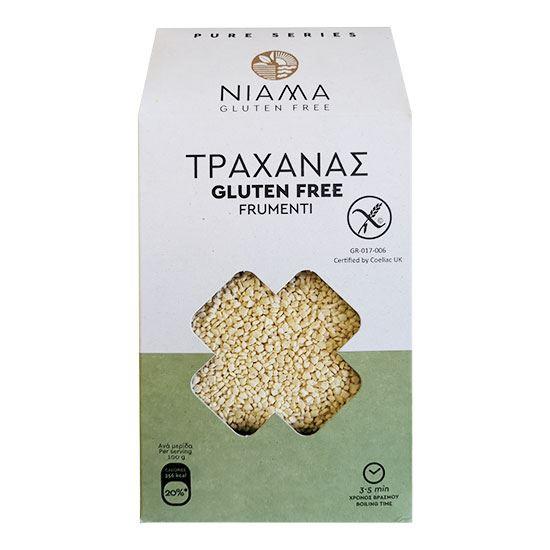 ΝΙΑΜΑ - FRUMENTY PASTA GLUTEN FREE - 400GR