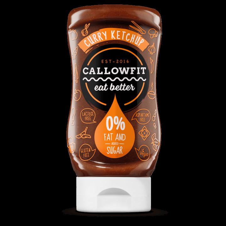 Callowfit - Curry Ketchup - 300g