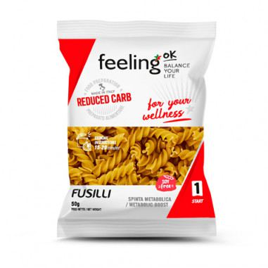 FEELING OK - Fusilli 50g