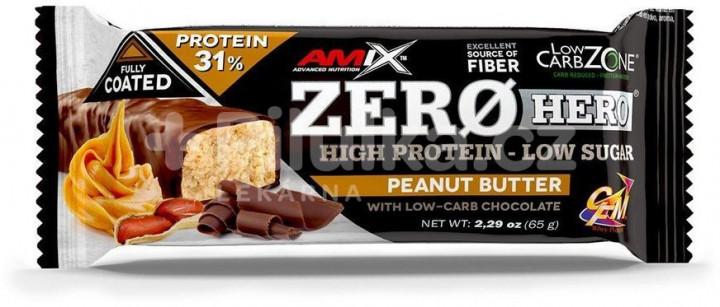 Zero Amix - Peanut Butter 65g