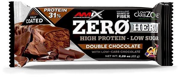 Zero Amix - Double Chocolate 65g