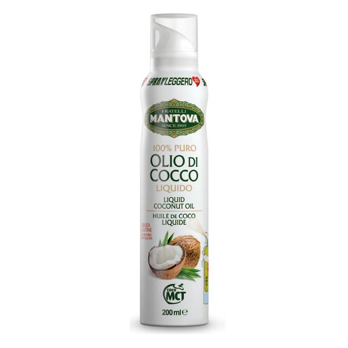 Spray Leggero - Coconut Oil