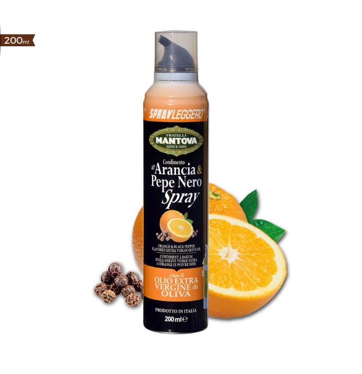Spray Leggero - Orange & Black Pepper Oil