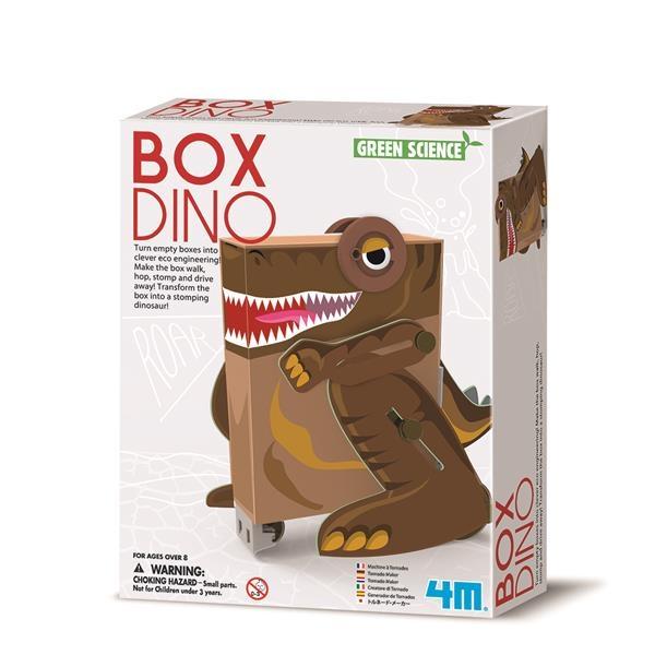 Κατασκευή Κουτί Δεινόσαυρος