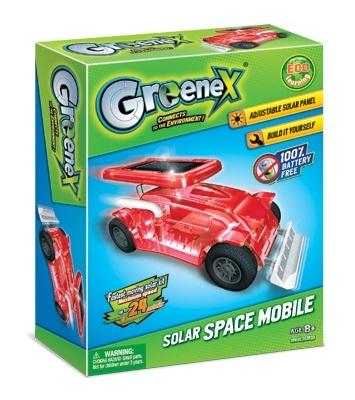 Σετ Κατασκευής Ηλιακό Αυτοκίνητο Διαστήματος