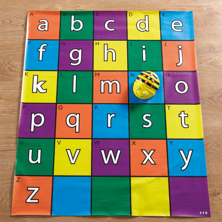 Χαλάκι για Bee-Bot - Αγγλικό Αλφάβητο