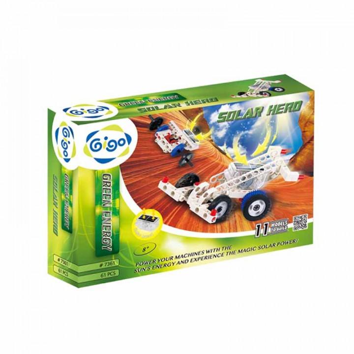 Solar Hero - Gigo
