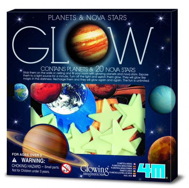 Φωσφορούχοι πλανήτες / Nova Stars