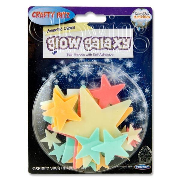 Φωσφορούχα 3D Αστέρια