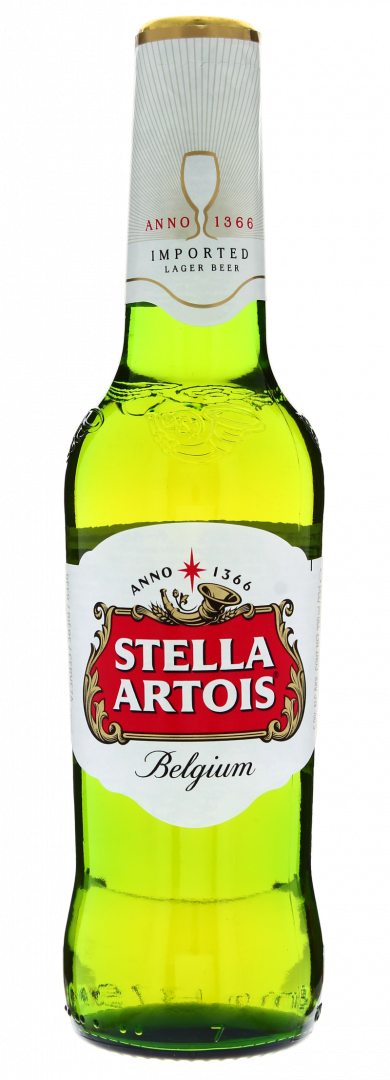 STELLA ARTOIS BOTTLES 33CL