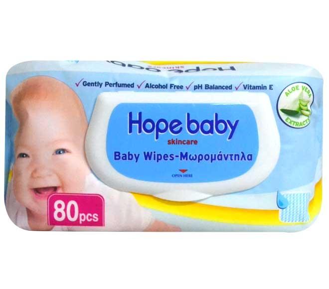 HOPE BABY WIPE`S 80`