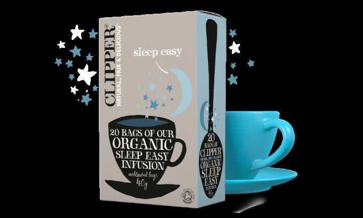 CLIPPER ORGANIC SLEEP EASY 40g