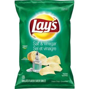 LAYS Chips 90GR - Salt & Vinegar