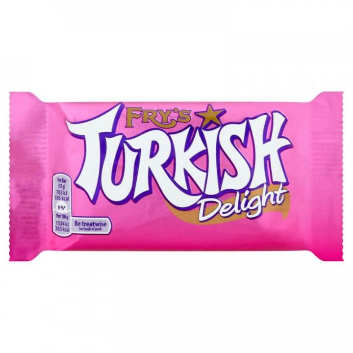 FRY`S  TURKISH